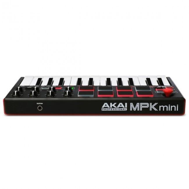 AKAI MPKMINI2    Controlador de producción