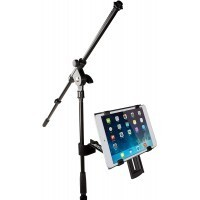 ULTIMATE SUPPORT JS-MNT101 | Soporte universal para iPad