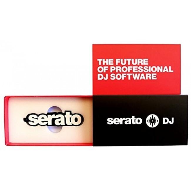 Serato SSW-DJ-SDJ-BX   Pendrive de actualización Serato DJ