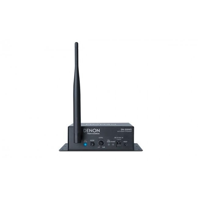 DENON PRO DN200WS   Receptor de audio WIFI