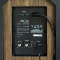"JAMO S810 | Subwoofer de 10"" negro de 150w"