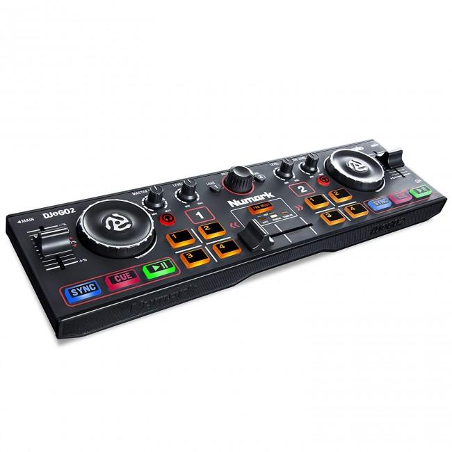 NUMARK DJ2GO2 | Controlador DJ