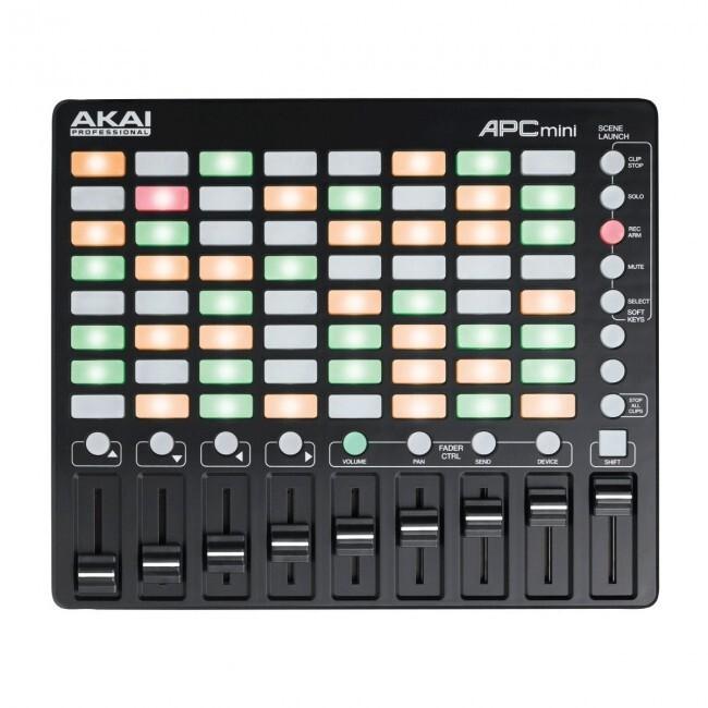 AKAI APCmini | Controlador compacto para Ableton Live