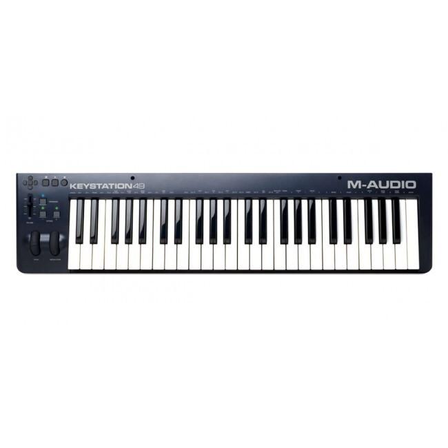 M-Audio KEYSTATION49II   Controlador USB/MIDI de 49 Teclas