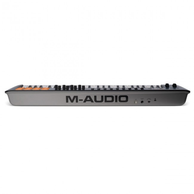 M-Audio OXYGEN49IV | Controlador USB/MIDI 49 Teclas