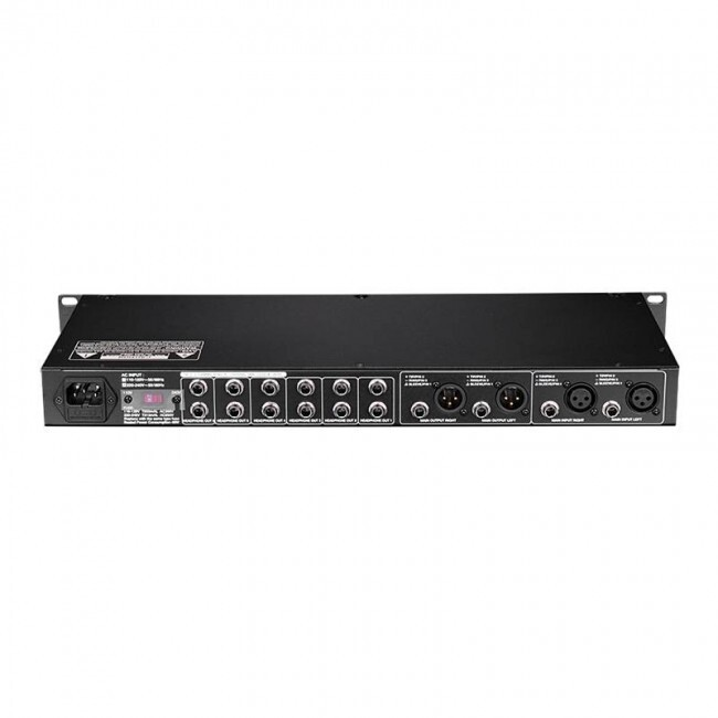 Takstar HA-618 | Amplificador de auriculares