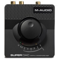 M-Audio SUPERDACII | convertidor digital a analógico USB