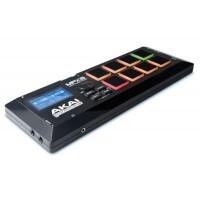 AKAI MPX8 | Controlador Launchpad Usb Pc Mac Memoria Sd 8 Pads
