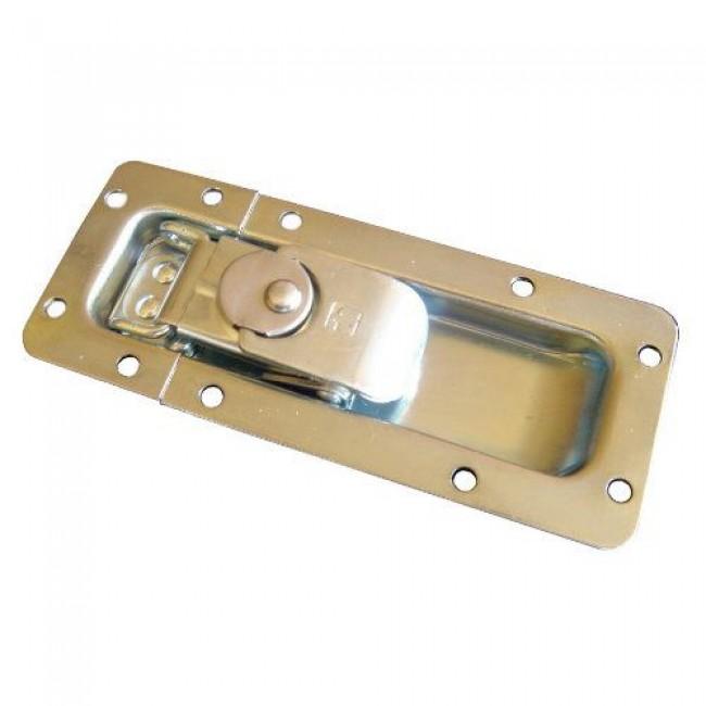 Adam Hall 17202   Cierre giratorio chico con caja para embutir