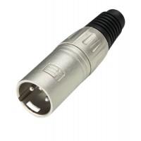 ADAM HALL 7899 | Conector XLR macho de 3 contactos