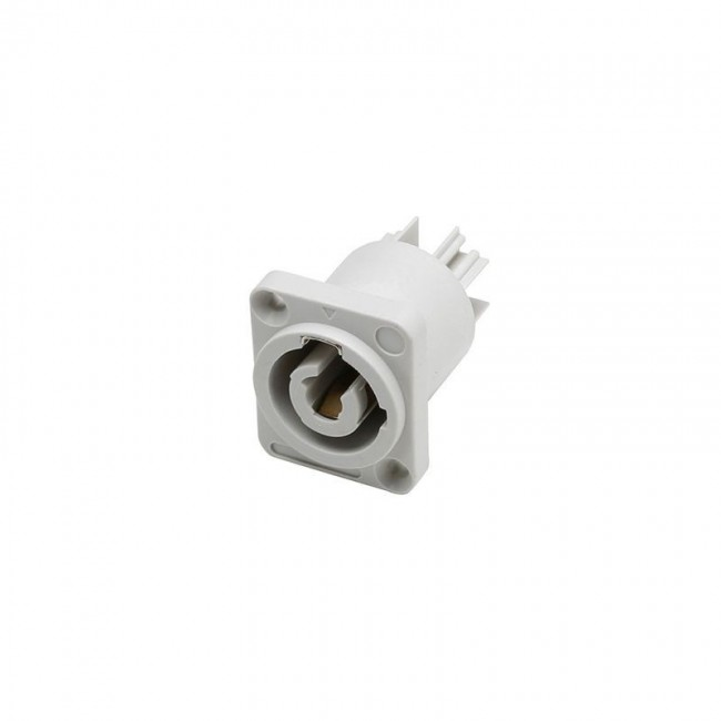 ADAM HALL 7922 | Conector Powercon 20 A Ficha Chasis