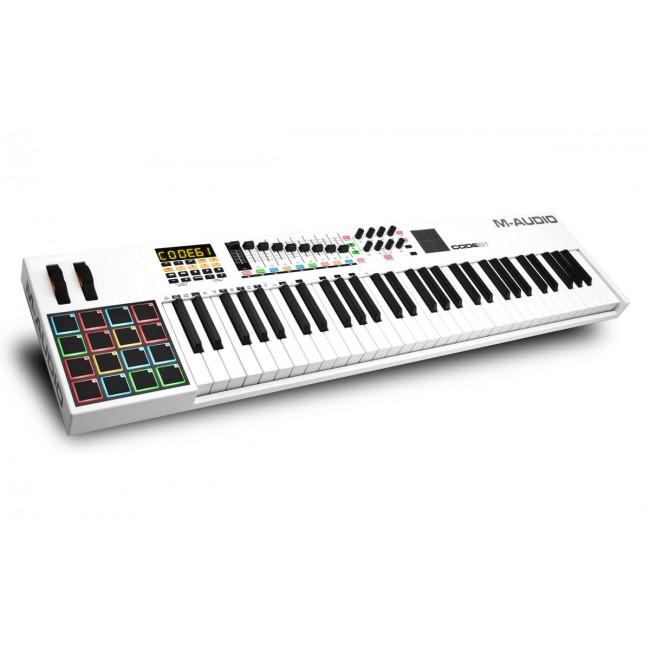 M-Audio CODE61 | Controlador MIDI / USB de 61 teclas