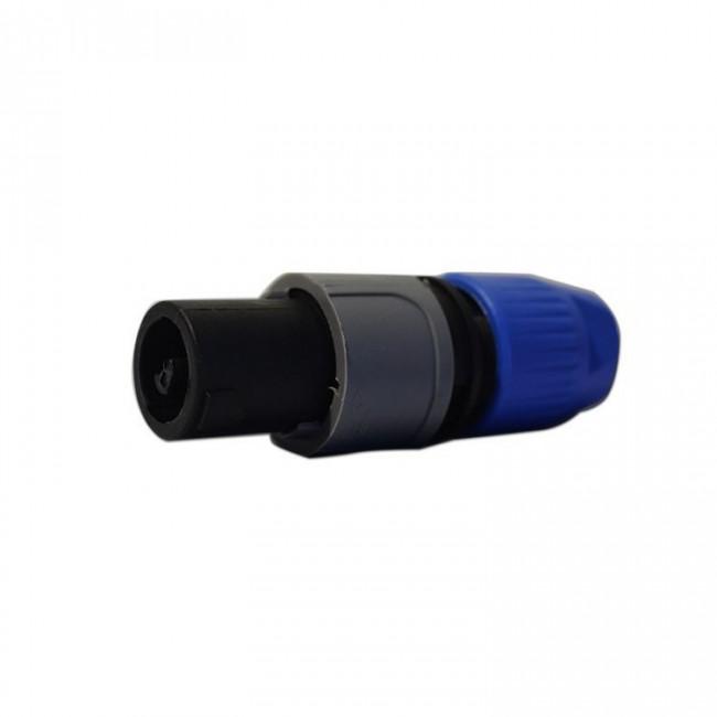 Lion Support CXP-S2H | Conector Hembra Speak-on para Cable de 2 Polos