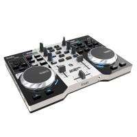 Hercules HER-INSTINCT-S | Controlador de DJ de 2 Decks