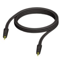 ADAM HALL KCREF612150 | Cable de Audio de Minijack 3,5 mm estéreo a Minijack 3,5 mm estéreo 1,5 m
