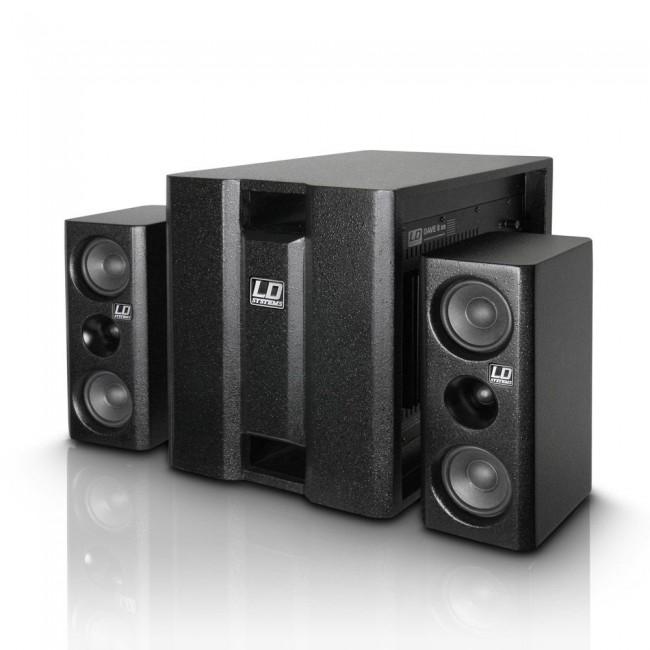 LD Systems LDDAVE8XS    Sistema de PA compacto activo