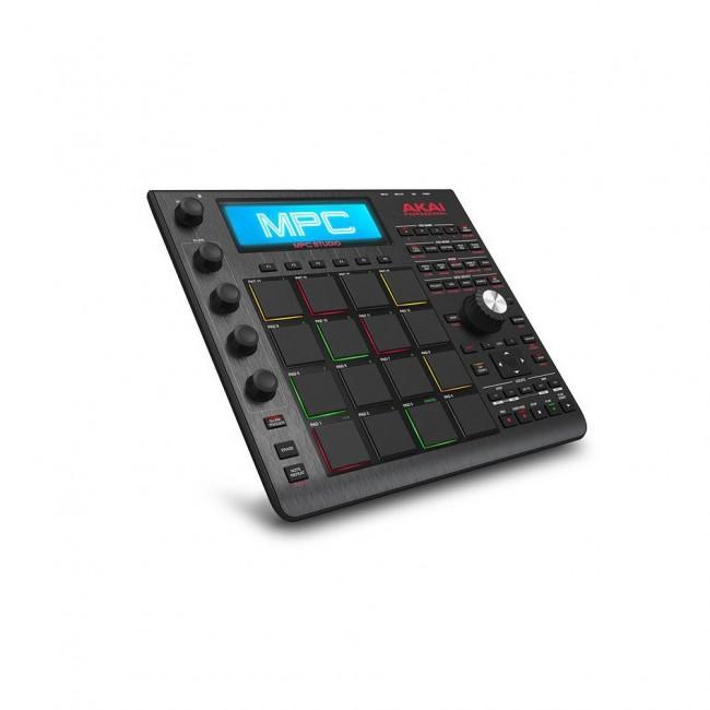 AKAI MPCSTUDIOBLK | Controlador de Producción de Música Profesional