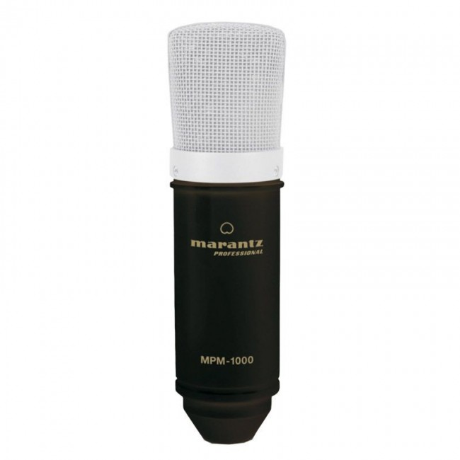 Marantz MPM-1000 | Micrófono Condensador