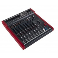 PROEL MQ12USB | Mezclador Compacto de 12 Canales con FX y USB