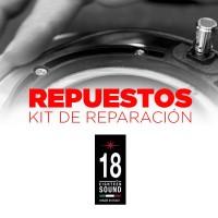 Repuestos R18W2000 | Kit de Reparación para Parlante 18W2000