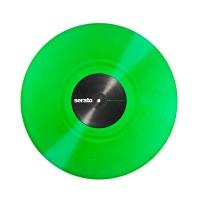 Serato SCV-PS-GRN-OV | Vinilo de Control para Serato DJ y Serato Scratch Live Verde