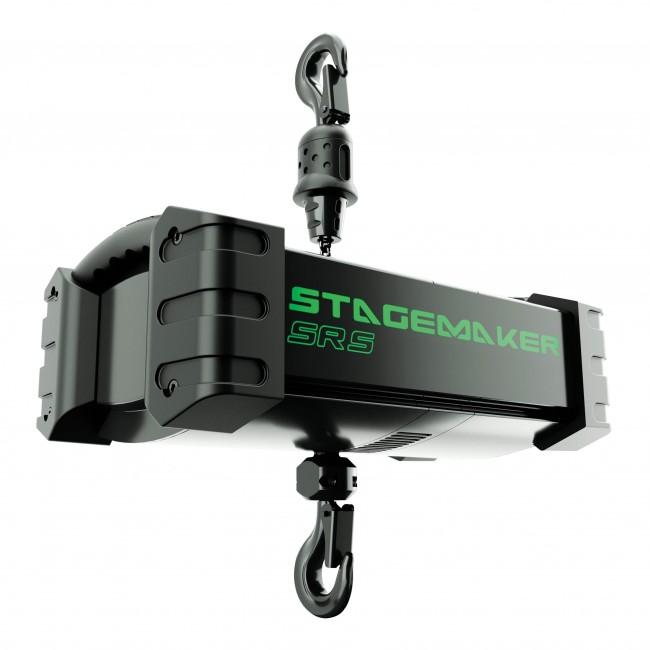 Stagemaker SR05-220V   Motor Eléctrico 500 Kgs con Cadena de 20 Metros