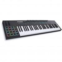 Alesis VI61 | Controlador Avanzado de Teclado USB / MIDI de 61 Teclas