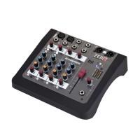 ALLEN & HEAT ZED6 | Consola mixer de 6 canales