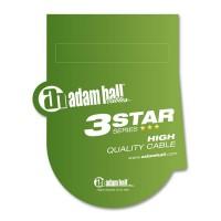 Adam Hall K3DMF0050 | Cable DMX de XLR macho a XLR hembra 0,5 m