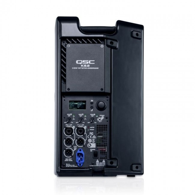 "QSC K8.2   Bafle amplificado de 8"" Clase D"